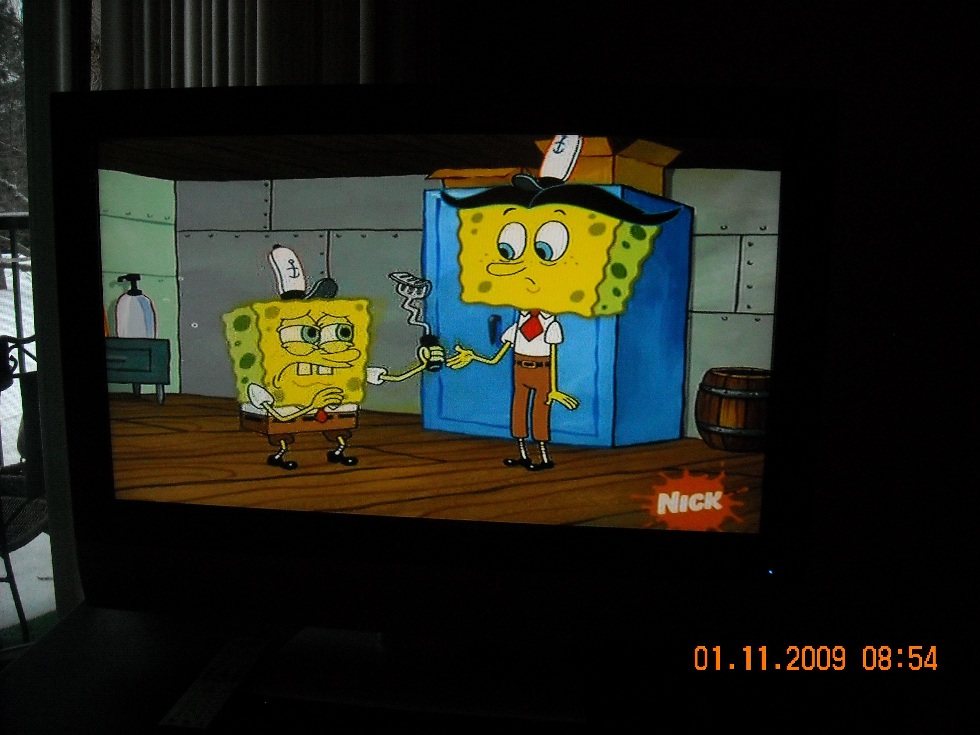 Spongebob Stream Bs