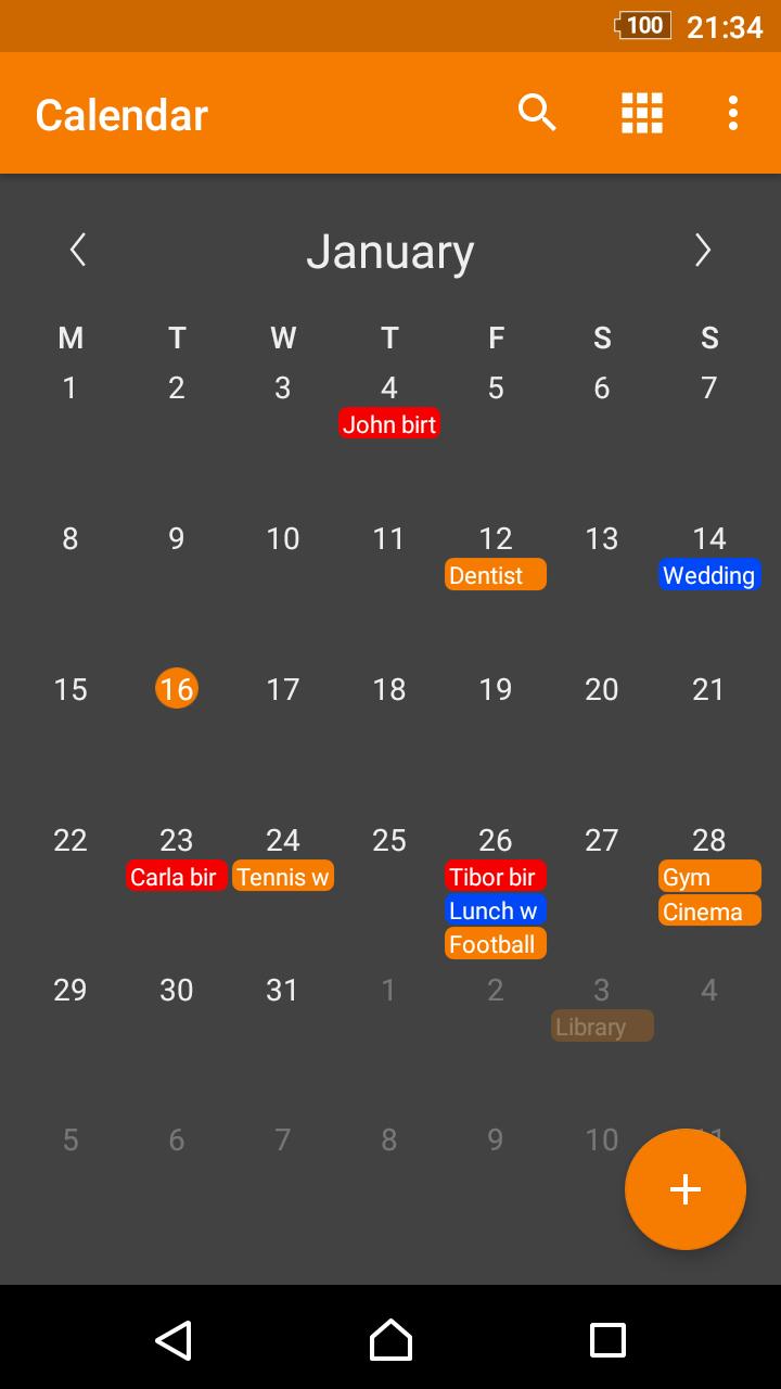 simple calendar pro 6.7.1