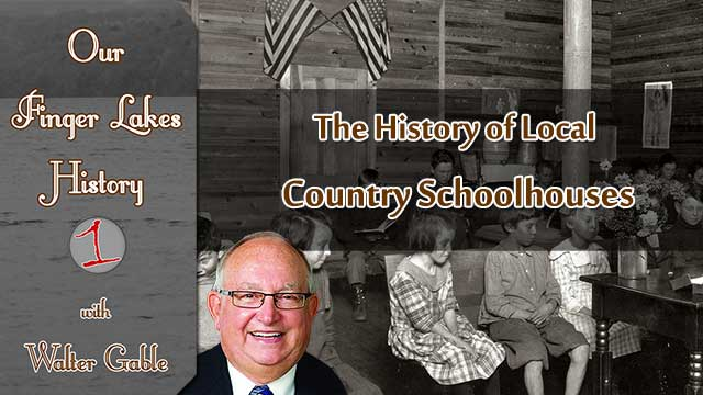 Country Schoolhouses .::. Our Finger Lakes History