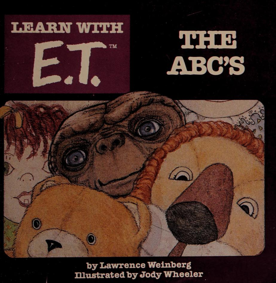 The ABC's by Lawrence Weinberg