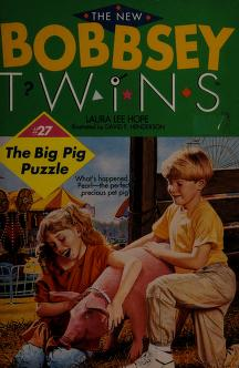 Cover of: BIG PIG PUZZLE | Hope