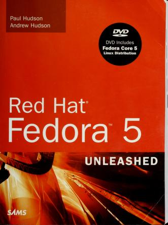 Cover of: Red Hat Fedora 5 Linux unleashed | Andrew Hudson