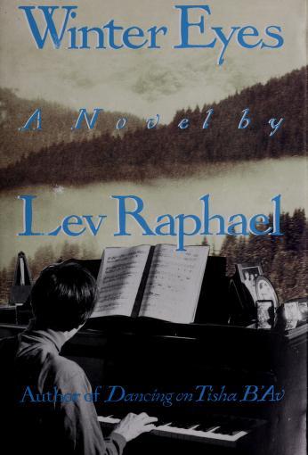 Winter eyes by Lev Raphael, Lev Raphael
